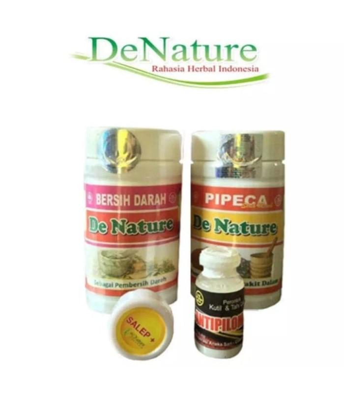 Foto Produk Obat Penghilang Kutil Disekitar Kelamin Herbal De Nature dari Obat Herbal shoop