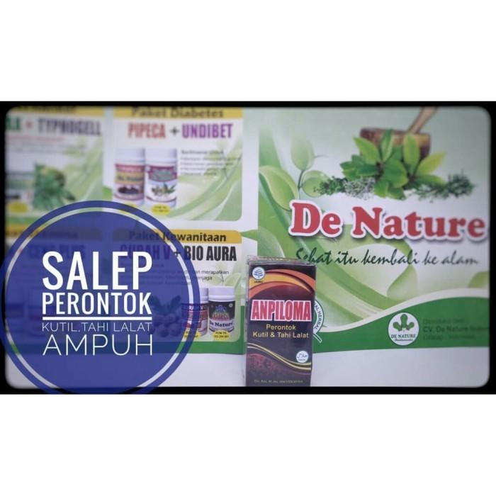 Foto Produk Salep Perontok Kutil kelamin dan Tahi lalat Anpiloma De nature dari Obat Herbal shoop