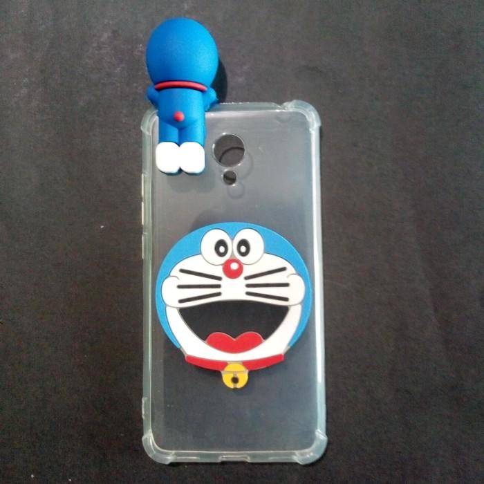 Jual Case Meizu M6 Anti Crack Karakter Gambar 3d Doraemon Casing