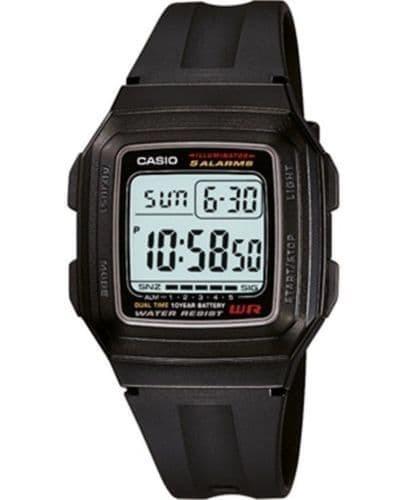 harga Casio f-201wa-1a Tokopedia.com