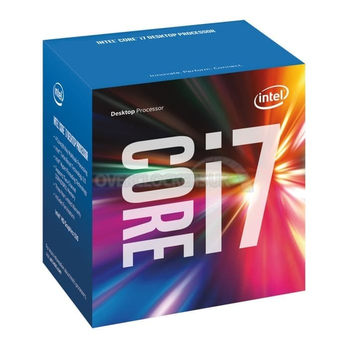 harga Prosesor core i7 6700k 4.0g 1151 cache 8mb box no fan Tokopedia.com