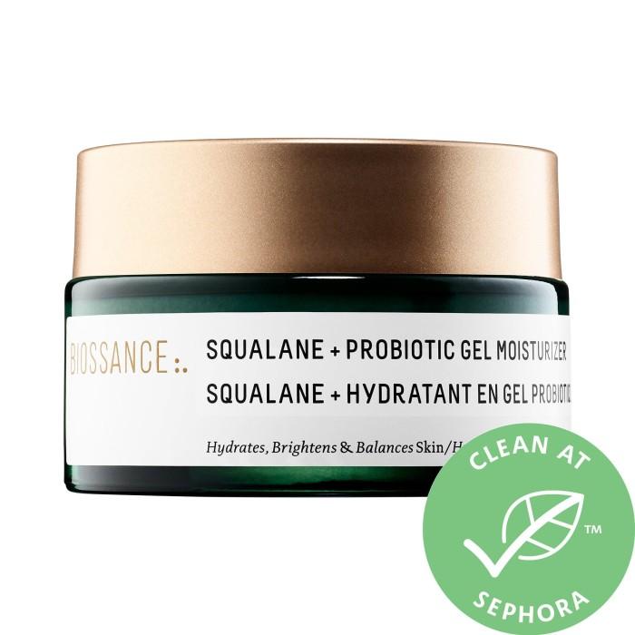 harga Biossance squalene + probiotic gel moisturizer biosance 50 ml Tokopedia.com