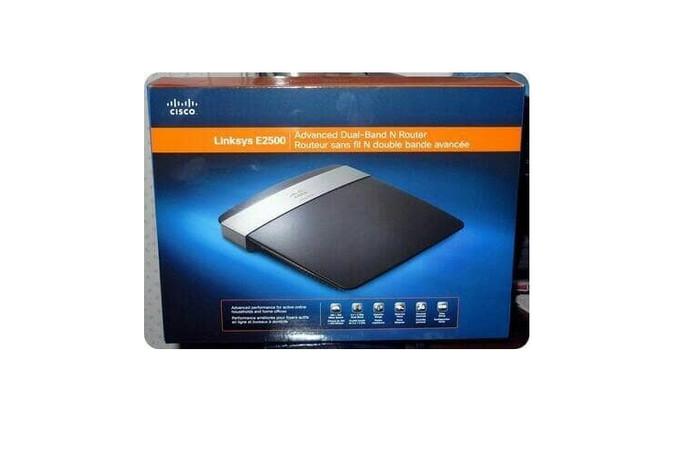 Foto Produk wireless router Linksys E2500 dari New It Shop computer
