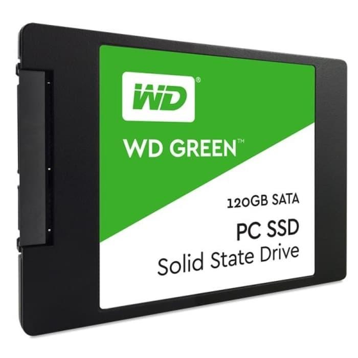 Foto Produk SSD WD Green 120GB SATA3 6GB/s dari WD Official Store