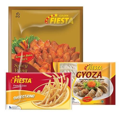 Fiesta Paket Oktober 1 - Blanja.com