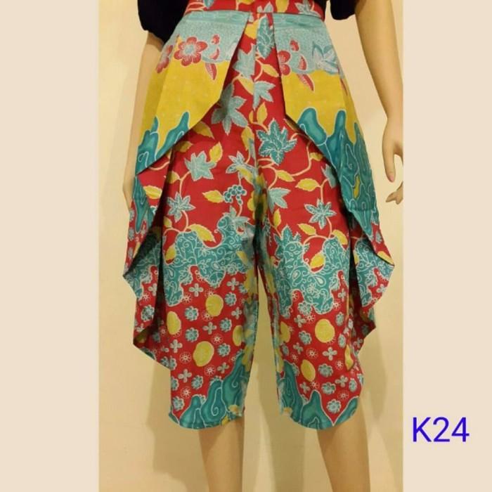 Jual Best Model Kulot Celana Batik Modern Kota Surabaya Lotus Store Sby Tokopedia