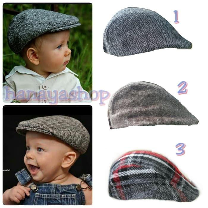 Baby Topi Bayi Paddy Hat Grey - Info Daftar Harga Terbaru Indonesia 9a5d5ea099