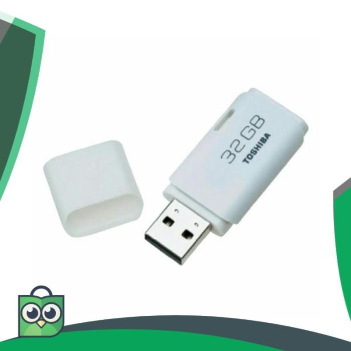 Toshiba flashdisk hayabusa 32GB Original -Toshiba USB Drive 32GB -
