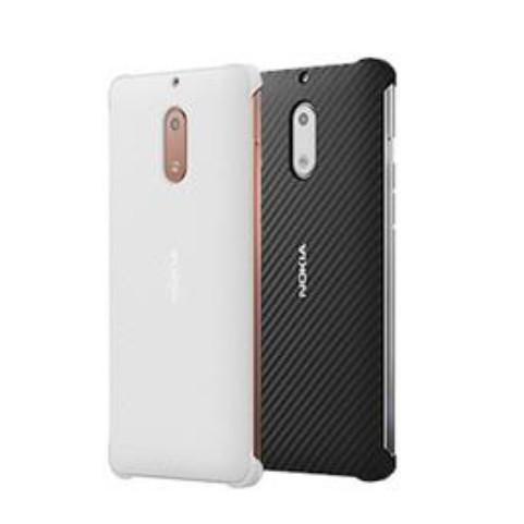 quality design 81703 6dfb5 Jual Nokia 6 Carbon Fiber Design Case - - AnD Gadget   Tokopedia