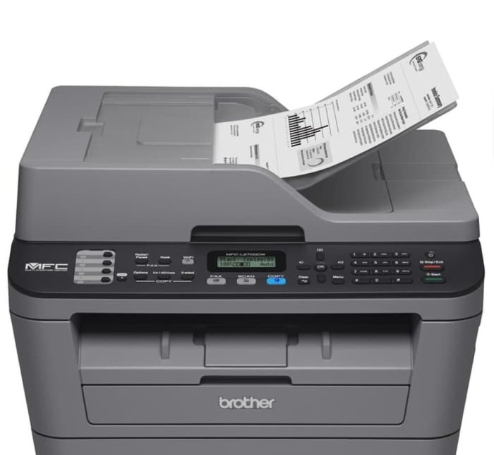 Printer Brother MFC L2700 DW Multifungsi And Fax