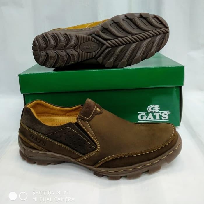 harga Sepatu kulit casual gats to 2205 Tokopedia.com