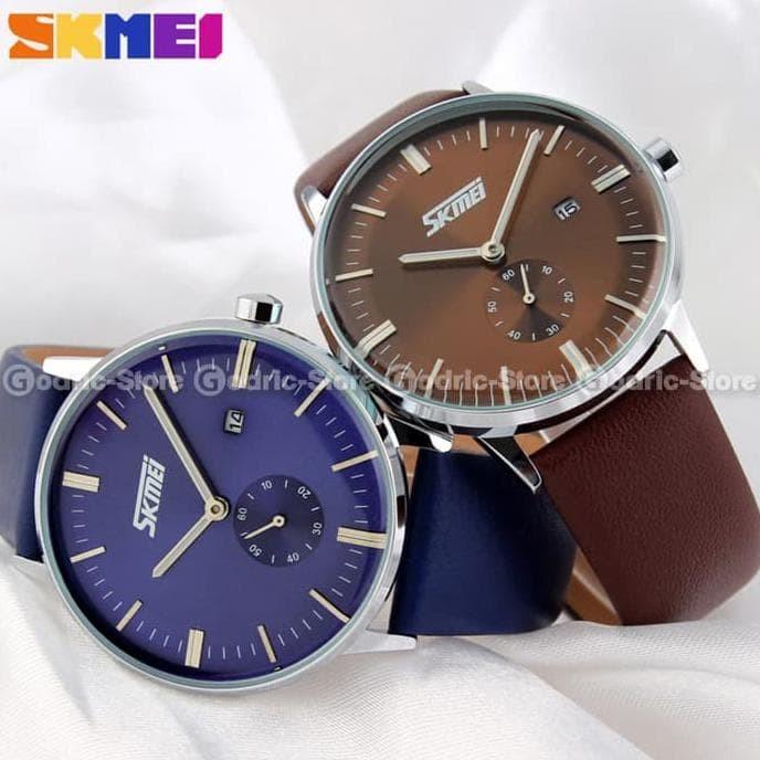 harga Skmei 9083 jam tangan pria casual fashion cowok original wr 30m 9083cl Tokopedia.com