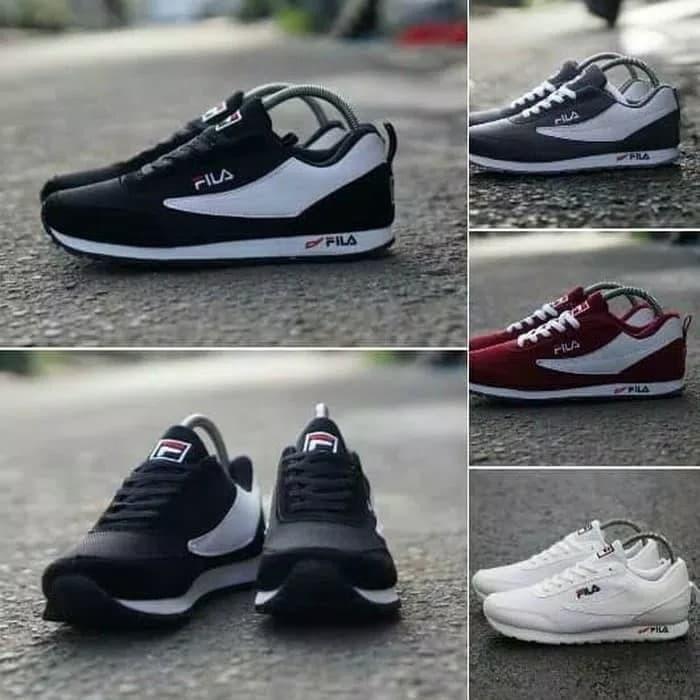 d5c88c2af3a2cd Jual Sepatu Sport FILA - , - Kota Medan - Riska Boutiquee | Tokopedia