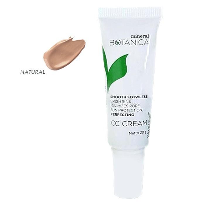 SS ORIGINAL Mineral Botanica Perfecting CC Cream Smooth Flawless 20