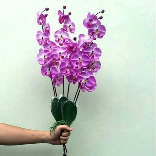 Bunga Plastik Anggrek Murah - harga terbaru Produk Terbaru Di Indonesia fe769ef5ad