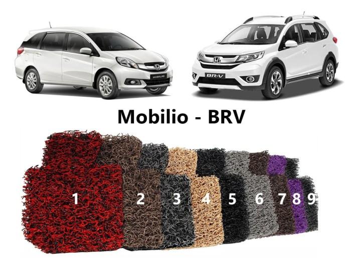 Jual Karpet Mobil Comfort Premium Honda Mobilio Brv Kota