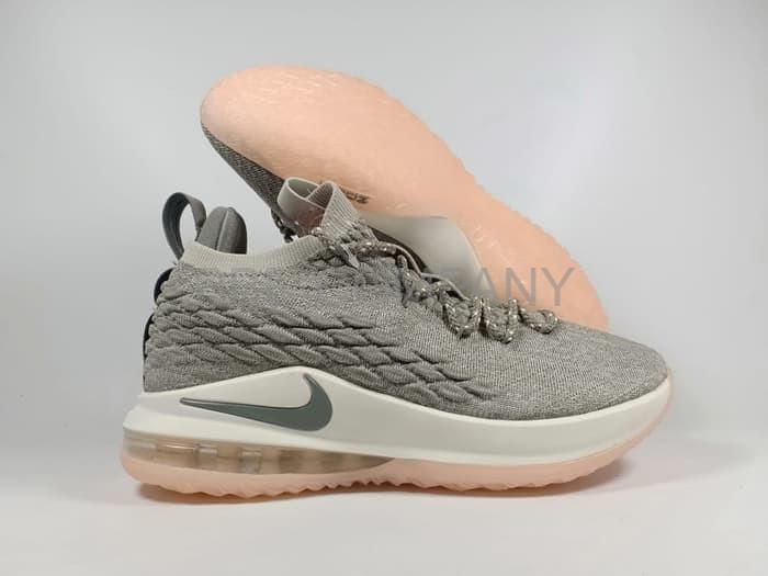 best loved 6f9e2 947c5 Jual SALe Sepatu Basket Nike LEbron 15 Low Light Bone Replika Impor - DKI  Jakarta - bigbosseman | Tokopedia