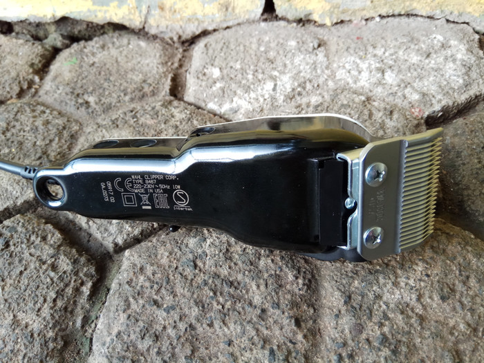 Alat Cukur Rambut Wahl Super taper Classic series ORI USA 8467 clipper