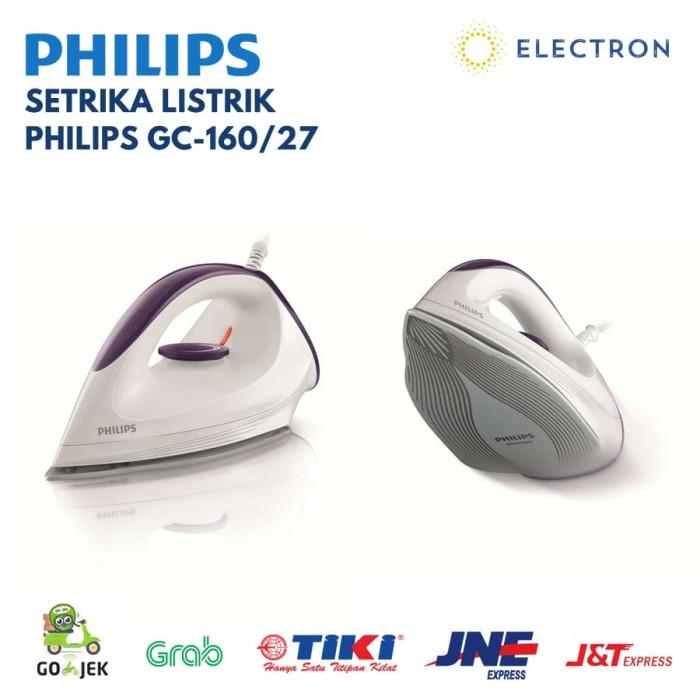 harga Dry iron philips gc160/27 350w (setrika listrik) Tokopedia.com
