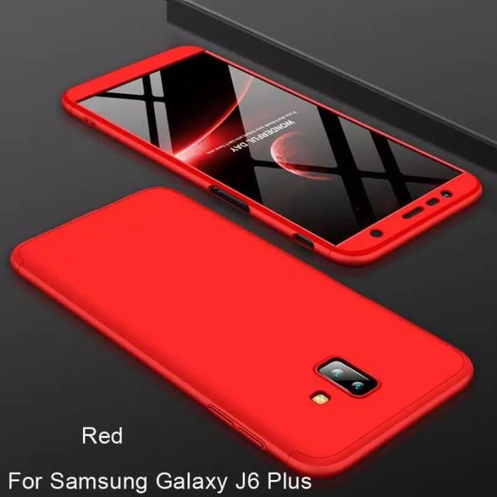 uk availability 21e5e 98b3a Jual NEW Hardcase Samsung J6 Plus 2018 Full 360 Protection Cover Baby Skin  - Kota Bogor - Nucleo Online Shop | Tokopedia
