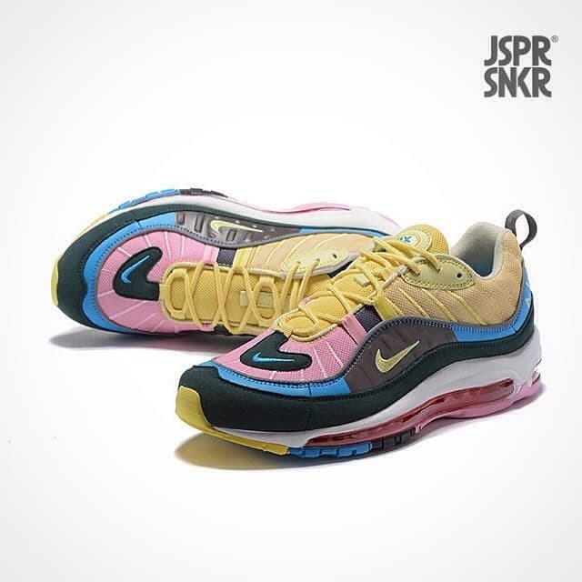official photos ce932 5bf45 Jual Sean Wotherspoon x Nike Air Max 98 - Multicolor - Kota Bandung -  Jasper Sneakerz | Tokopedia