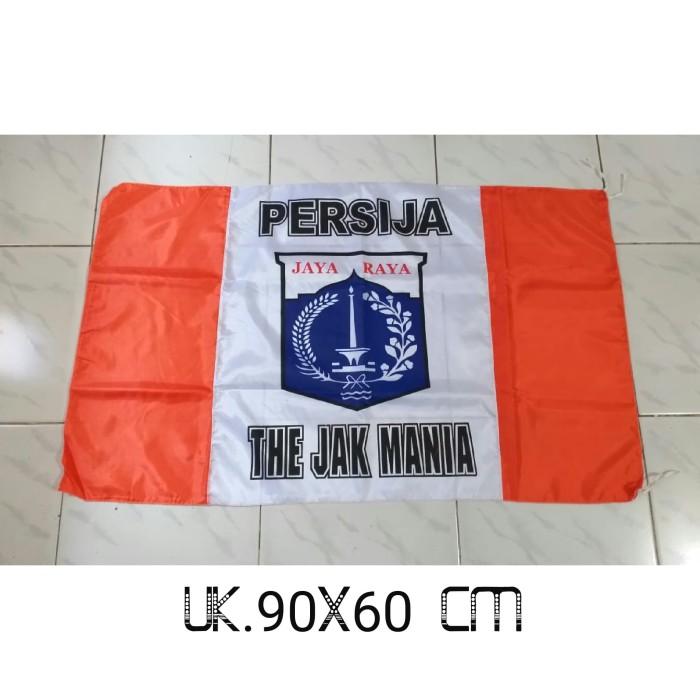 bendera persija jakarta jak mania