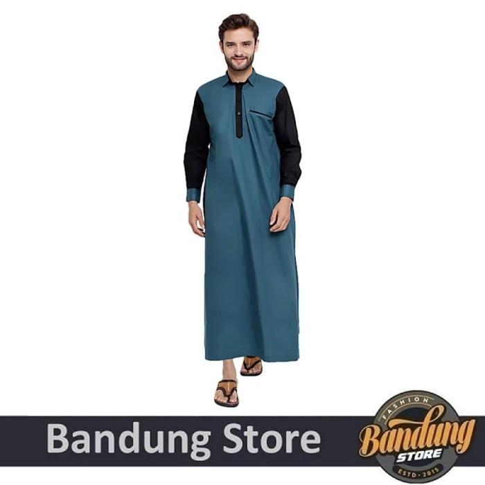 Baju Gamis - Baju Muslim Pria Java 7 - JSR 035