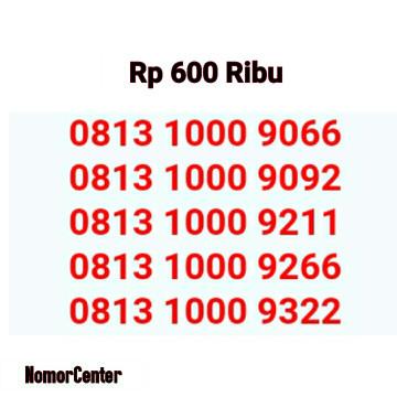 Info Kartu Perdana 1000 Travelbon.com