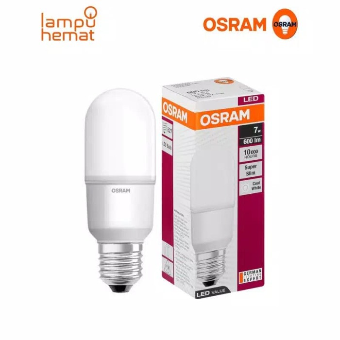 OSRAM LAMPU LED VALUE STICK 7WATT