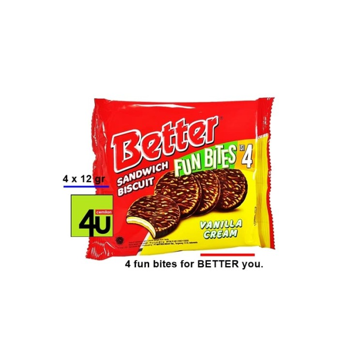 Better - Fun Bites - Paket 2 Bks