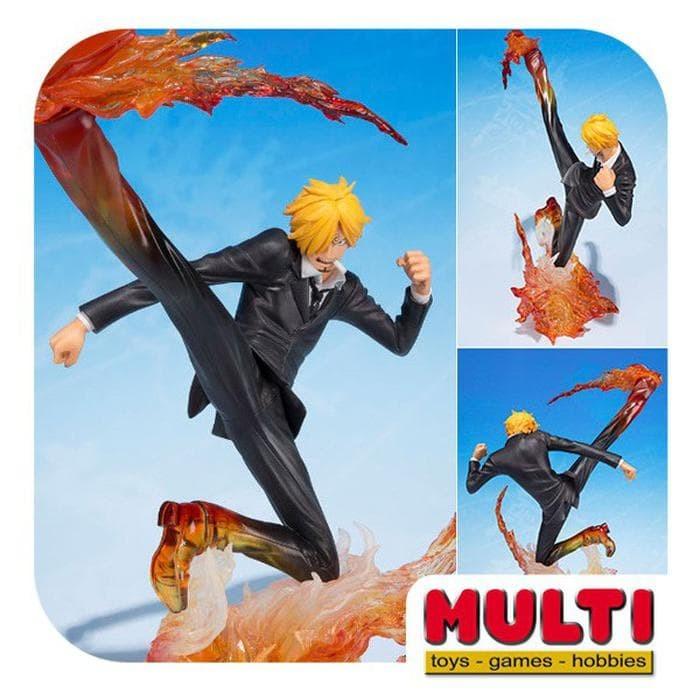 Jual Terbaru Figuarts Zero One Piece Sanji Diable Jambe Premier Hach Diskon Kota Bandung Surya Allstore Tokopedia