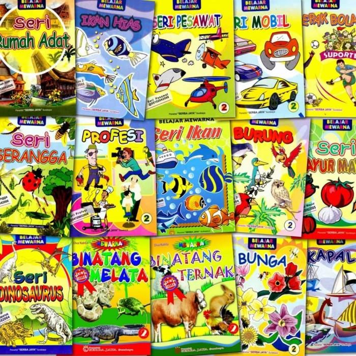 Jual Buku Mewarnai Anak Buku Belajar Mewarnai Untuk Paud Tk Pra Sekolah Kota Surabaya Ozora Dodolan Tokopedia