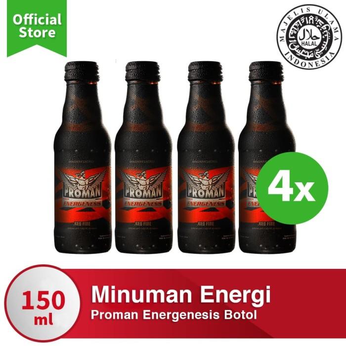 harga Proman energenesis botol 150 ml x4 Tokopedia.com