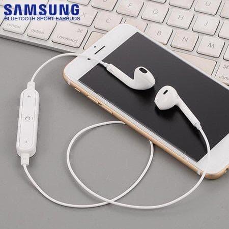 Earphone Bluetooth Samsung S6 Sport Headset Handsfree