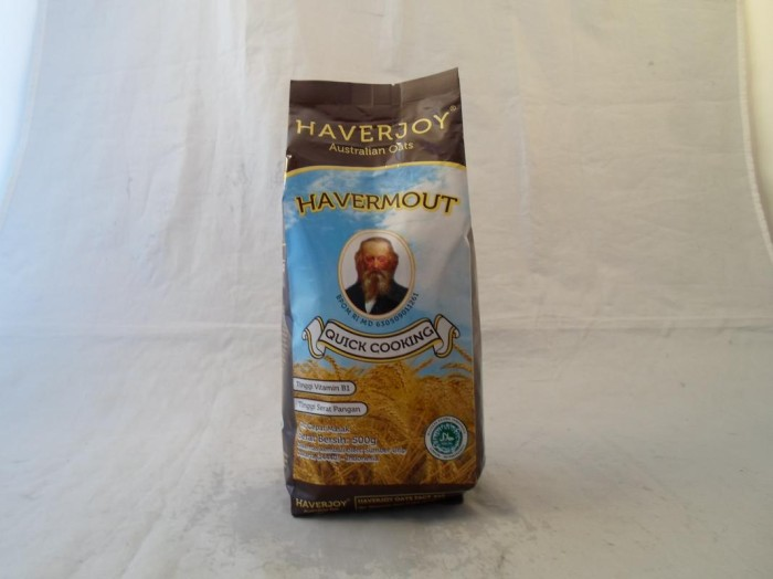 HAVERJOY AUSTRALIAN OATS HAVERMOUT QUICK COOKING - 500 gr