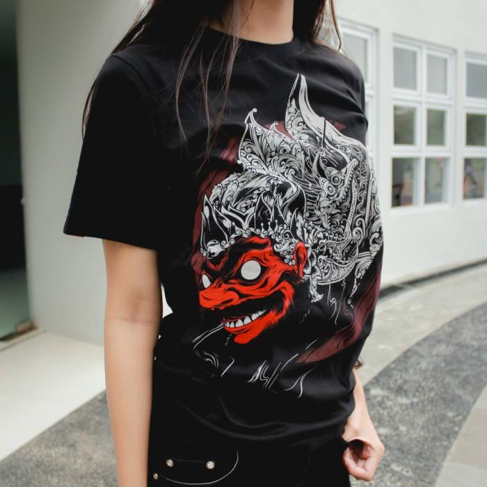 Culture Hero Kaos Distro Keren Budaya Indonesia: Kelono Black