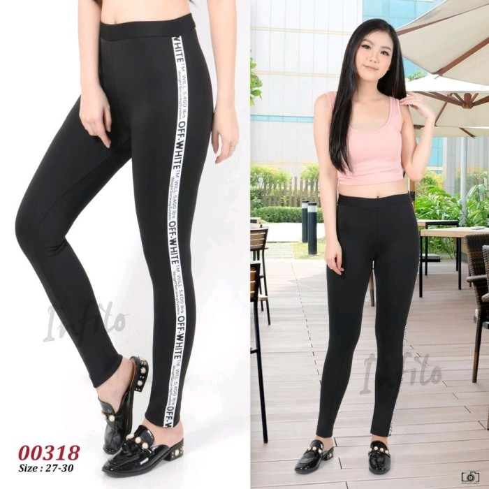 Jual Jual Celana Legging Fashion Wanita Premium Zara Lis Kab Serang Jihanstore1 Tokopedia