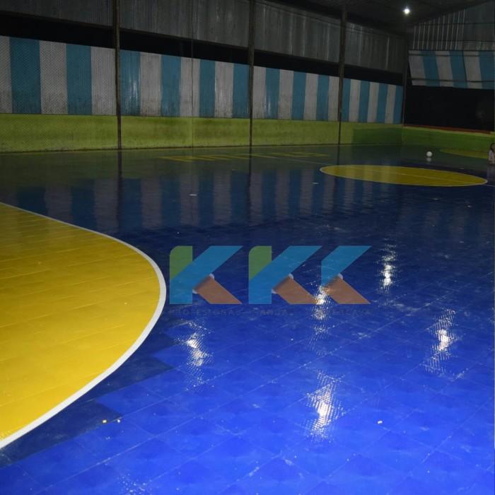 Jual Interlock Futsal | Lantai Lapangan Futsal Grade 2
