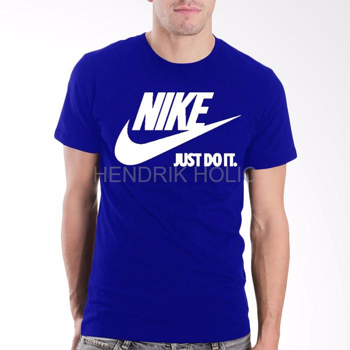 Harga Pakaian Pria Kaos Pria Import Nike Basic Kaos T Shirt Combed Nike Bas Harga Rp 109.900