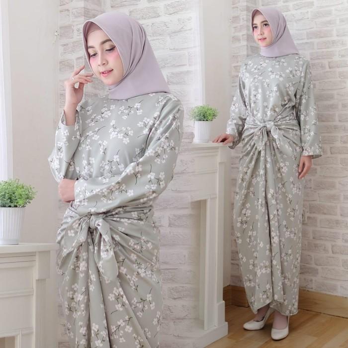 harga Baju busana muslim wanita gamis syari pesta kaftan ohayo maxma  terbaru Tokopedia.com 9ea9d24334