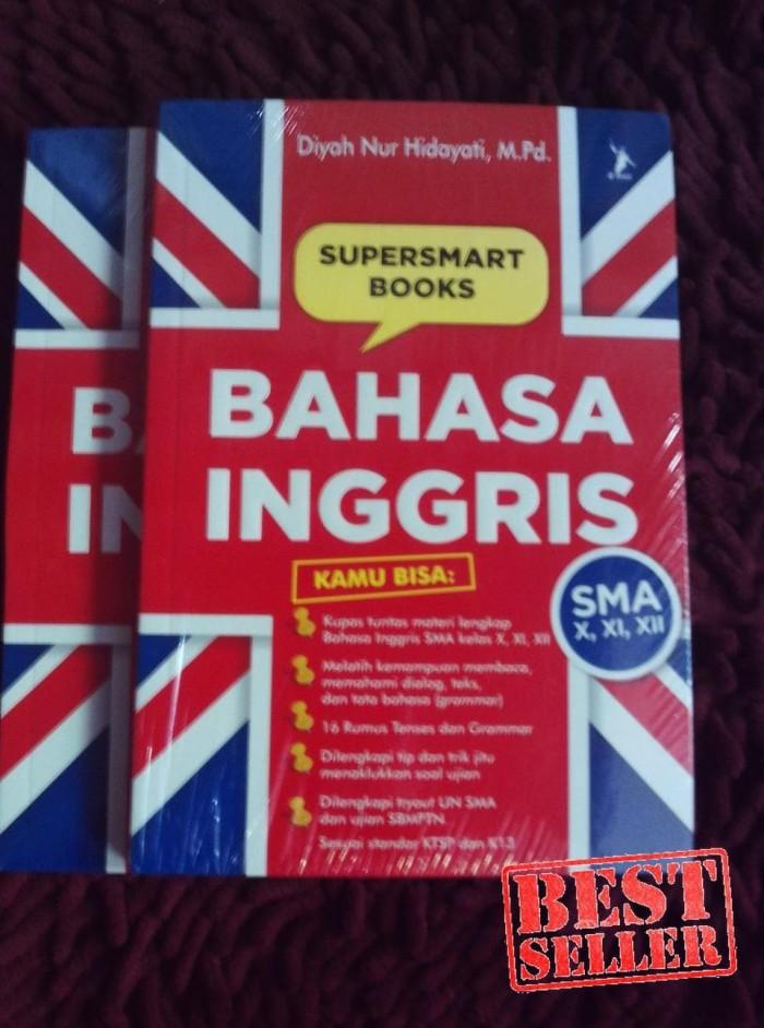 Jual Mantap - Supersmart Book - Bahasa Inggris - olliejmedina ... d55814ddb0