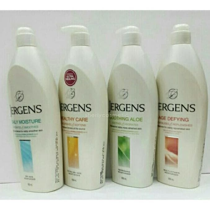 Katalog Jergens Body Lotion Ultra Travelbon.com