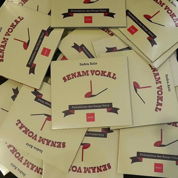 Foto Produk NEW CD SENAM VOKAL: FLEKSIBILITAS DAN RANGE VOKAL BY INDRA AZIZ dari doddyirmansyah82 Acc