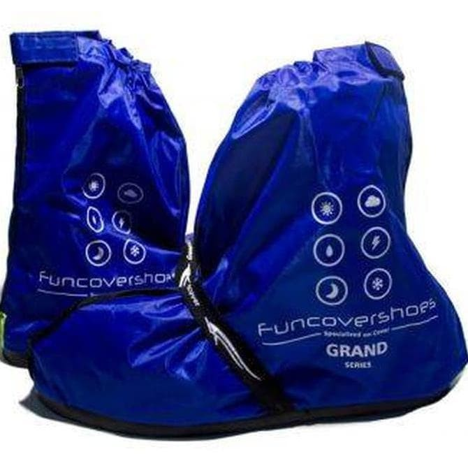 Distributor Jas Sepatu / Cover Shoes Grand Funcover - S Hitam