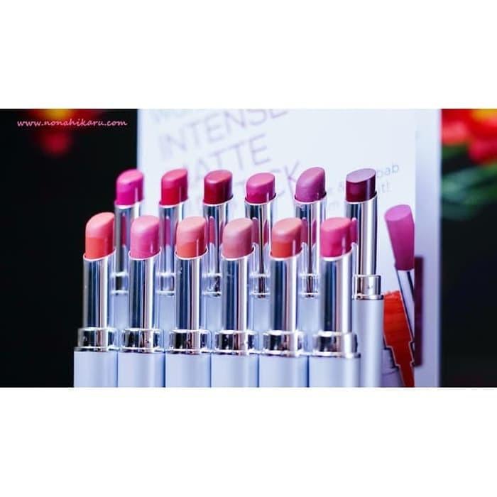 Katalog Wardah Intense Matte Lipstick DaftarHarga.Pw