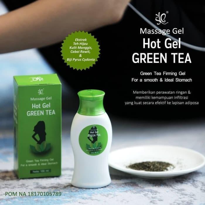 SYB Hot Gel Green Tea Firming Gel BPOM