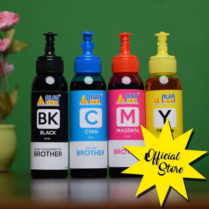 Foto Produk Tinta Brother Alfaink - Kuning dari ALFAINK