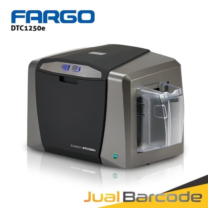 harga Id card printer fargo dtc 1250   printer fargo dtc1250e   dtc1250 e Tokopedia.com