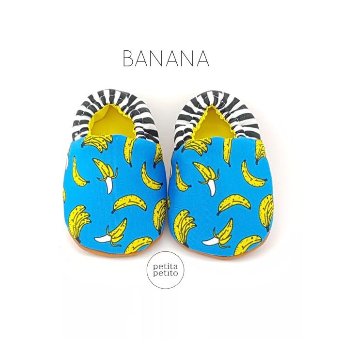 Banana Baby Shoes   Sepatu Bayi - M