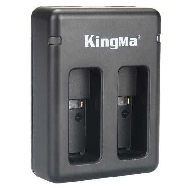 harga Kingma charger baterai usb type c 2 slot gopro hero 5/6 Tokopedia.com